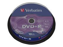 DataLifePlus - 10 x DVD+R - 4.7 GB 16x