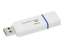 DataTraveler G4 - USB-Flash-Laufwerk - 16 GB - USB 3.0 - Blau