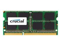 - DDR3 - 8 GB - SO DIMM 204-PIN - 1600 MHz / PC3-12800 - CL11