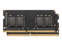 - DDR4 - kit - 16 GB: 2 x 8 GB - SO DIMM 260-PIN - 2666 MHz / PC4-21300