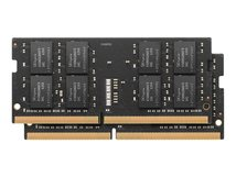 - DDR4 - kit - 32 GB: 2 x 16 GB - SO DIMM 260-PIN - 2666 MHz / PC4-21300