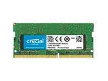 - DDR4 - Kit - 4 GB: 2 x 2 GB - SO DIMM 260-PIN - 2400 MHz / PC4-19200