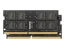 - DDR4 - kit - 64 GB: 2 x 32 GB - SO DIMM 260-PIN - 2666 MHz / PC4-21300