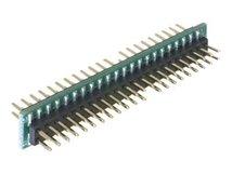 DeLOCK Adapter 44 pin IDE male > 44 pin IDE male - IDE interner Buchse-/Steckerwandler - IDC 44-polig bis IDC 44-polig
