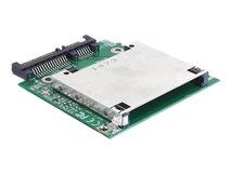 DeLOCK Card Reader SATA > CFast - Kartenleser (CFast Card Typ I) - Serial ATA