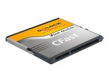 Delock CFast - Flash-Speicherkarte - 8 GB - CFast