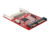 "DeLOCK Delock Card Reader-SATA 2½""drive > Compact Flash internal - Kartenleser (CF I, CF II, Microdrive) - Serial ATA"