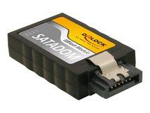Delock Flash Modul - Solid-State-Disk - 8 GB - intern - SATA 6Gb/s