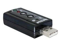 DeLOCK - Soundkarte - Stereo - USB