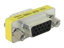 DeLOCK - VGA-Gender Changer - HD-15 (VGA) (W) bis HD-15 (VGA) (W)