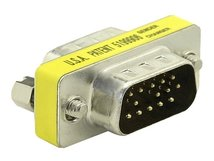 DeLOCK - VGA-Kabel - HD-15 (VGA) (M) bis HD-15 (VGA) (M)