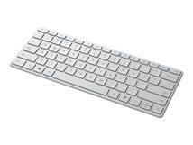 Designer Compact - Tastatur - kabellos - Bluetooth 5.0 - QWERTZ - Deutsch