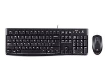 Desktop MK120 - Tastatur-und-Maus-Set - USB - International NSEA