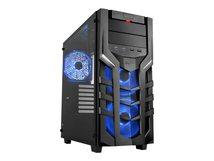 DG7000-G RGB - Midi Tower - ATX - ohne Netzteil - USB/Audio