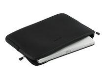 """DICOTA PerfectSkin Laptop Sleeve 13.3"""" - Notebook-Hülle - 33.8 cm (13.3"""") - Schwarz"""