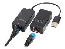 DIGITUS DA-70141 Local and Remote Units - USB-Erweiterung - USB - bis zu 50 m