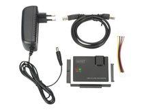 """DIGITUS DA-70148-4 - Speicher-Controller - 2.5"""", 3.5"""" (6.4 cm, 8.9 cm) - ATA-133 / SATA 3Gb/s - 3 Gbit/s - USB 2.0"""
