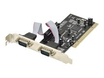 DIGITUS DS-33003 - Serieller Adapter - PCI - RS-232