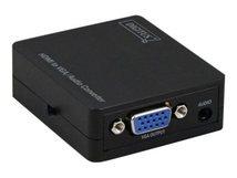 DIGITUS DS-40310-1 - Videokonverter - HDMI - VGA