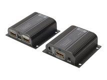 DIGITUS Professional DS-55100-1 HDMI Extender Set, Full HD - Erweiterung für Video/Audio - bis zu 50 m