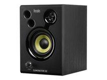 DJ Monitor 32 - Monitorlautsprecher - 30 Watt (Gesamt) - zweiweg