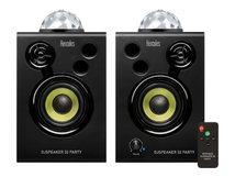 DJSpeaker 32 Party - Lautsprecher - 30 Watt (Gesamt) - zweiweg