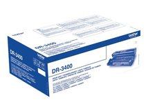 DR3400 - Original - Trommeleinheit - für Brother HL-L5000, L5050, L5100, L5200, L6250, L6300, L6400, L6450, MFC-L6900, L6950, L6970