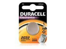 Duracell Electronics 2032 - Batterie CR2032 - Li - 220 mAh