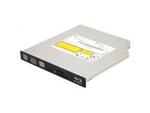 DVDRW-SLIM-SATA-BLK, Schwarz, Ablage, Horizontal, Notebook, DVD-RW, SATA