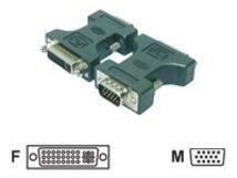 - DVI-Adapter - DVI-I (W) bis HD-15 (VGA) (M)