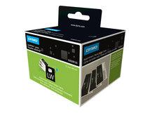 DYMO - Nichtklebende Verabredungs-/Namens-Badge-Karten - für DYMO LabelWriter 320, 330, 400, 450, 4XL, SE450, Wireless