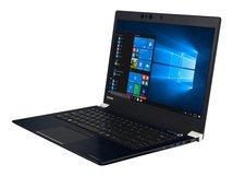 "Dynabook Toshiba Portégé X30-E-143 - Core i5 8250U / 1.6 GHz - Win 10 Pro 64-Bit - 8 GB RAM - 256 GB SSD - 33.8 cm (13.3"") 1920 x 1080 (Full HD)"