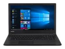 """Dynabook Toshiba Satellite Pro R50-EC-10F - Core i3 8130U / 2.2 GHz - Win 10 Pro 64-Bit - 8 GB RAM - 256 GB SSD - 39.6 cm (15.6"""") 1366 x 768 (HD)"""