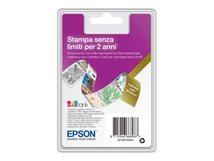 EcoTank Unlimited Printing - Abonnement-Lizenz (2 Jahre) - muss innerhalb von 14 Tagen nach dem Kauf aktiviert werden - Italienisch - Schweiz
