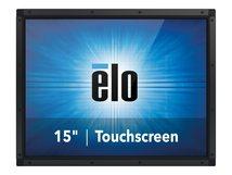 """Elo 1590L - Rev B - LED-Monitor - 38.1 cm (15"""") - offener Rahmen - Touchscreen"""