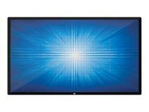 "Elo Interactive Digital Signage Display 6553L - 165.1 cm (65"") Klasse (163.9 cm (64.53"") sichtbar) LED-Display - Digital Signage - mit Touchscreen (Multi-Touch) - 4K UHD (2160p) 3840 x 2160 - Schwarz"
