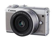 EOS M100 - Digitalkamera - spiegellos - 24.2 MPix - APS-C - 1080p / 60 BpS