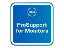 Erweiterung von 3 jahre Advanced Exchange auf 3 jahre ProSupport for monitors - Serviceerweiterung - Austausch - 3 Jahre - Lieferung - Reaktionszeit: am nächsten Arbeitstag