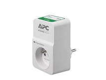 Essential Surgearrest PM1WU2 - Überspannungsschutz - Wechselstrom 230 V - Ausgangsanschlüsse: 1 - Frankreich - weiß