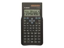 F-715SG - Wissenschaftlicher Taschenrechner - 10 Stellen + 2 Exponenten - Solarpanel, Batterie - Schwarz