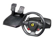 Ferrari 458 Italia - Lenkrad- und Pedale-Set - kabelgebunden - für PC, Microsoft Xbox 360