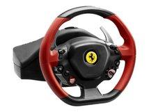Ferrari 458 Spider - Lenkrad- und Pedale-Set - kabelgebunden - für Microsoft Xbox One