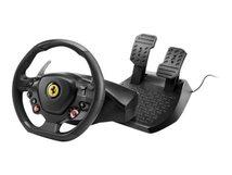 Ferrari T80 488 GTB Edition - Lenkrad- und Pedale-Set - kabelgebunden - für Sony PlayStation 4