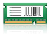 Forms and Bar Code Card - ROM - Strichcode, Formulare - für Lexmark B2546, B2650, CX920, MB2546, MB2650, MB2770, MX822, XC2235, XC4153, XC9235, XM7355