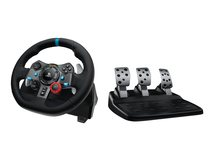 G29 Driving Force - Lenkrad- und Pedale-Set - kabelgebunden - für Sony PlayStation 3, Sony PlayStation 4