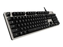 G413 - Tastatur - hintergrundbeleuchtet - USB - QWERTZ - Deutsch