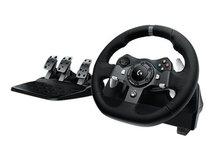 G920 Driving Force - Lenkrad- und Pedale-Set - kabelgebunden - für Microsoft Xbox One