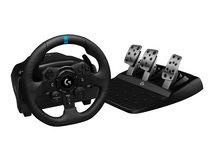 G923 - Lenkrad- und Pedale-Set - kabelgebunden - Schwarz - für PC, Microsoft Xbox One