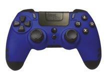 - Game Pad - kabellos - 2.4 GHz - Blau - für PC, Sony PlayStation 3, Sony PlayStation 4