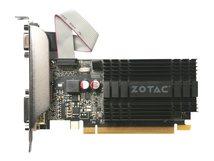GeForce GT 710 - Grafikkarten - GF GT 710 - 2 GB DDR3 - PCIe 2.0 - DVI, D-Sub, HDMI